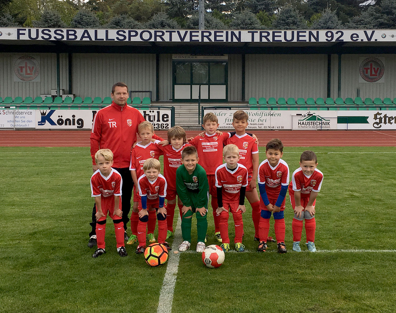 FSV F-Jugend 2017/18