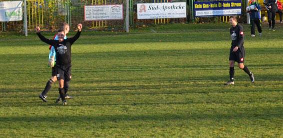 1:1 gegen Germania 2013