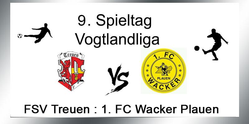 9. Spieltag der Vogtlandliga