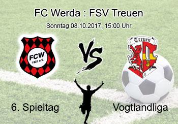 FC Werda : FSV Treuen