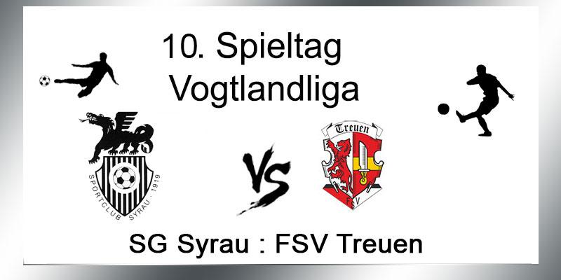 10. Spieltag Vogtlandliga