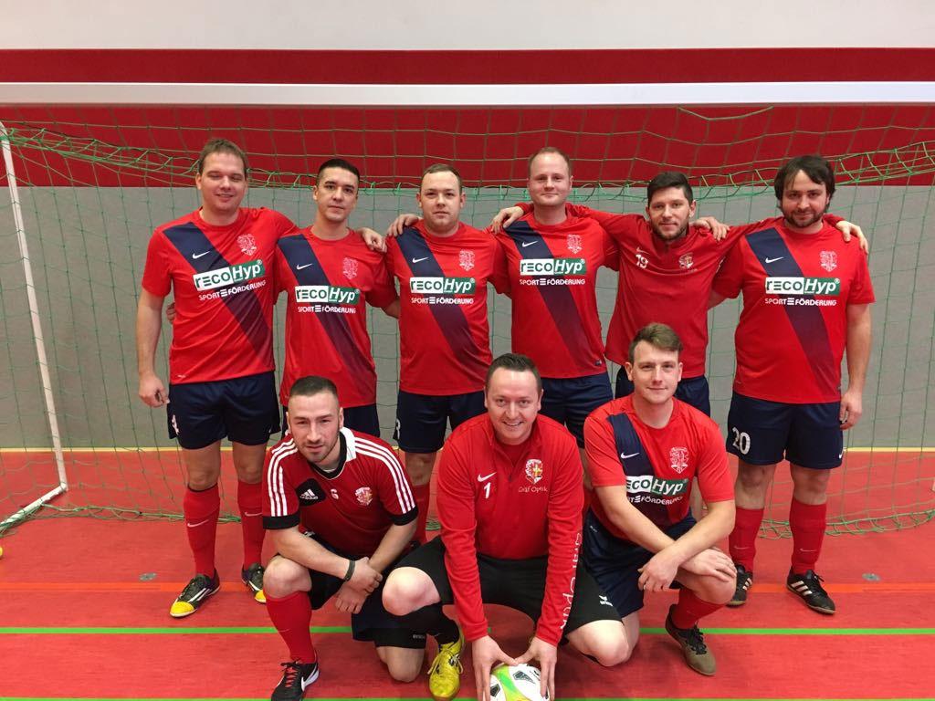 FSV Treuen 2, zweiter Platz