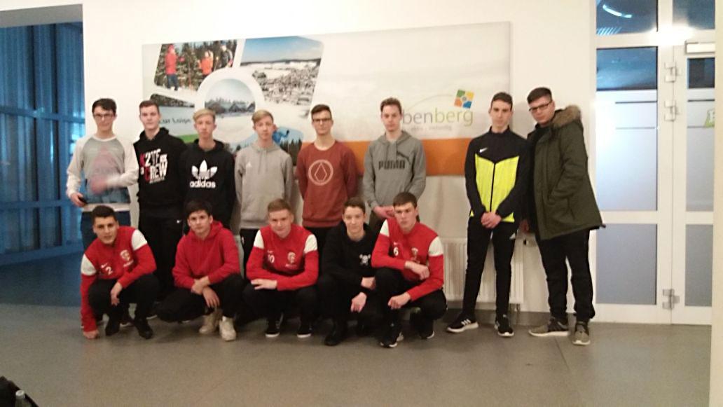 B-Jugend FSV Treuen