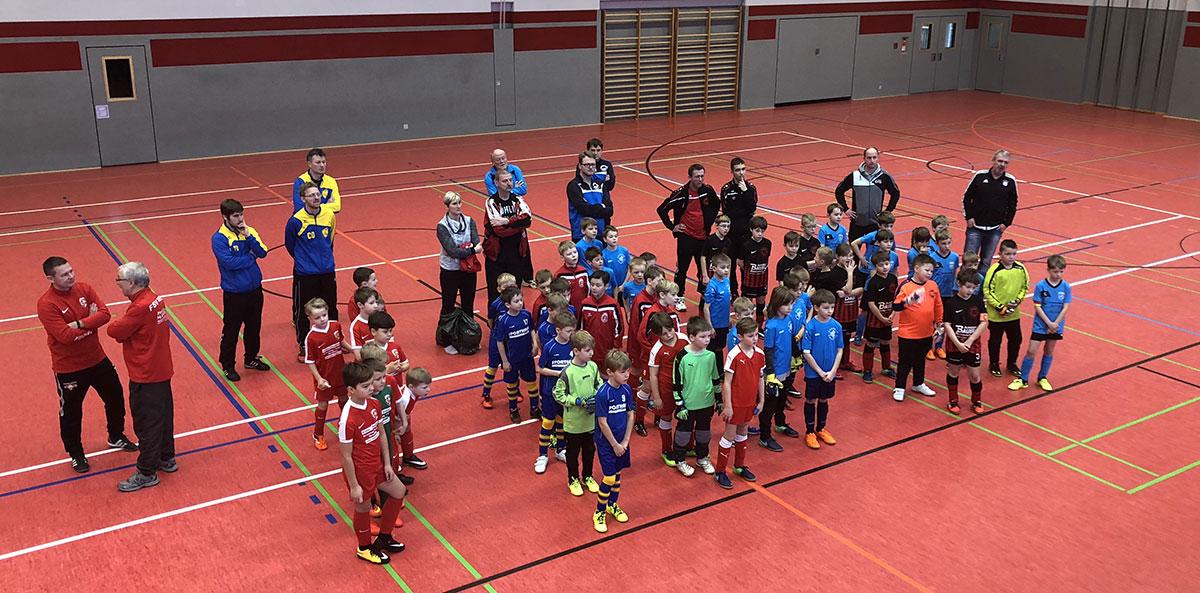 F-Jugend FSV Treuen