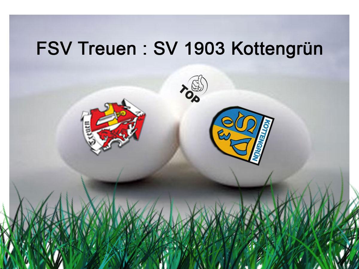 FSV Treuen : SV 1903 Kottengrün