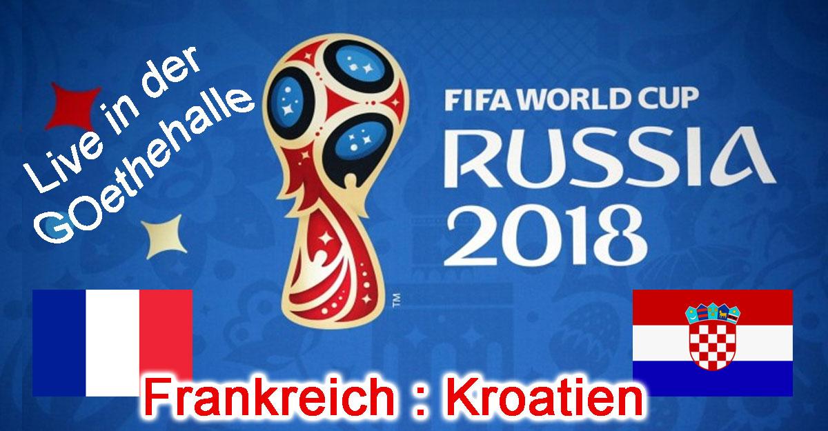 WM Endspiel in Russland