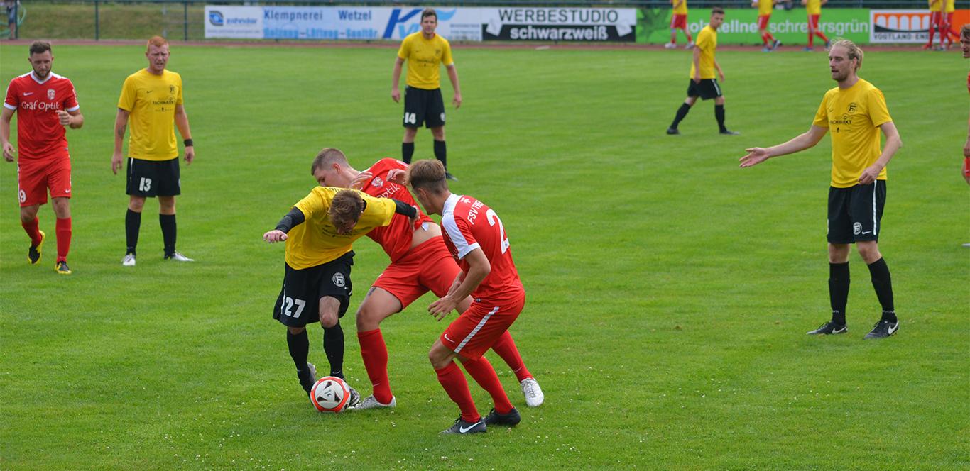 FC Fortuna Plauen – FSV Treuen