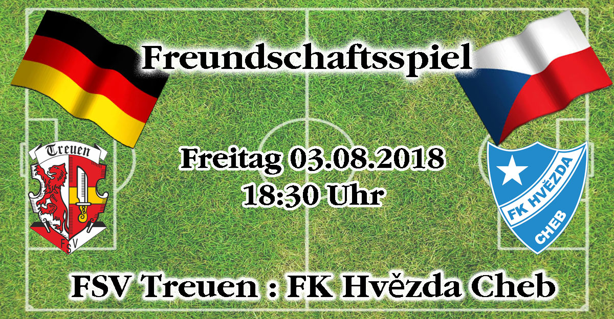 Internationales Freundschaftsspiel FSV Treuen