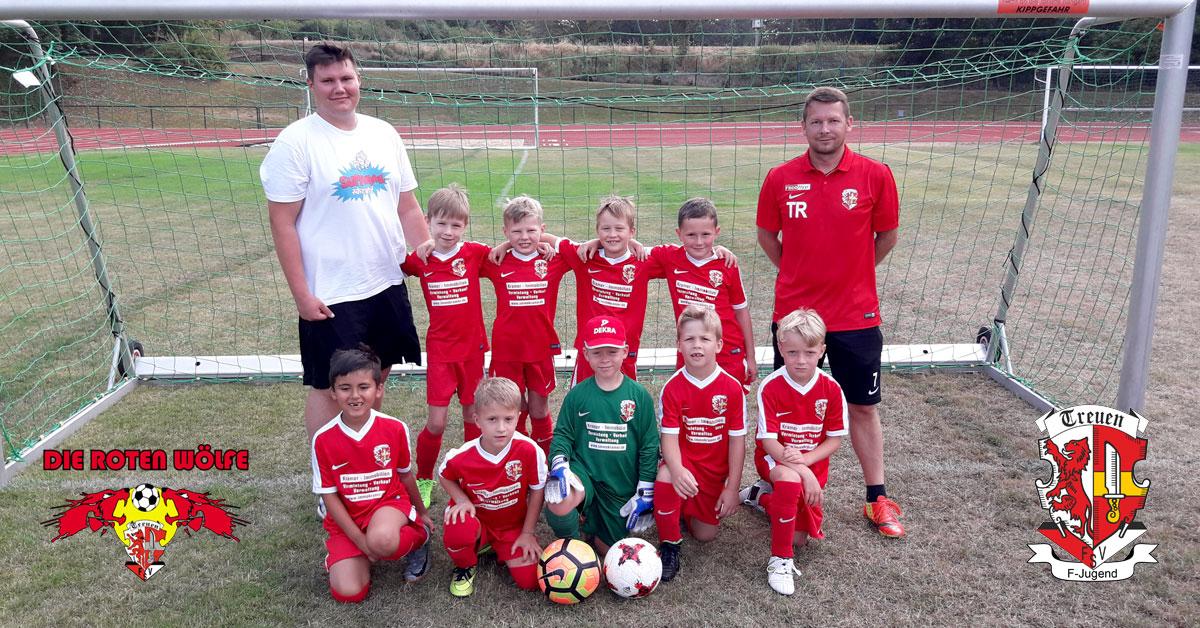 FSV Treuen F-Jugend 2018/19