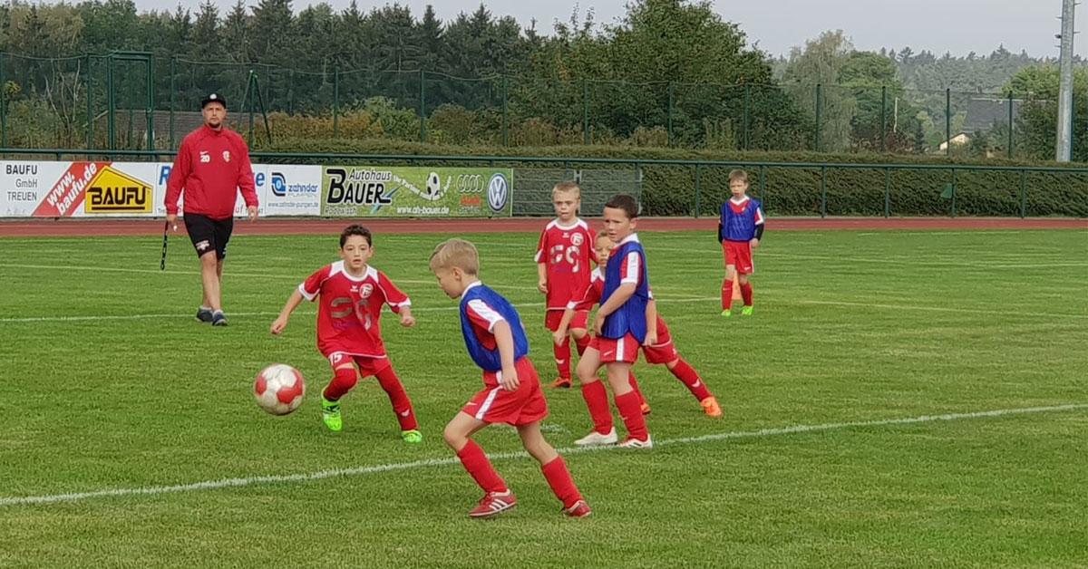 FSV Treuen F-Jugend