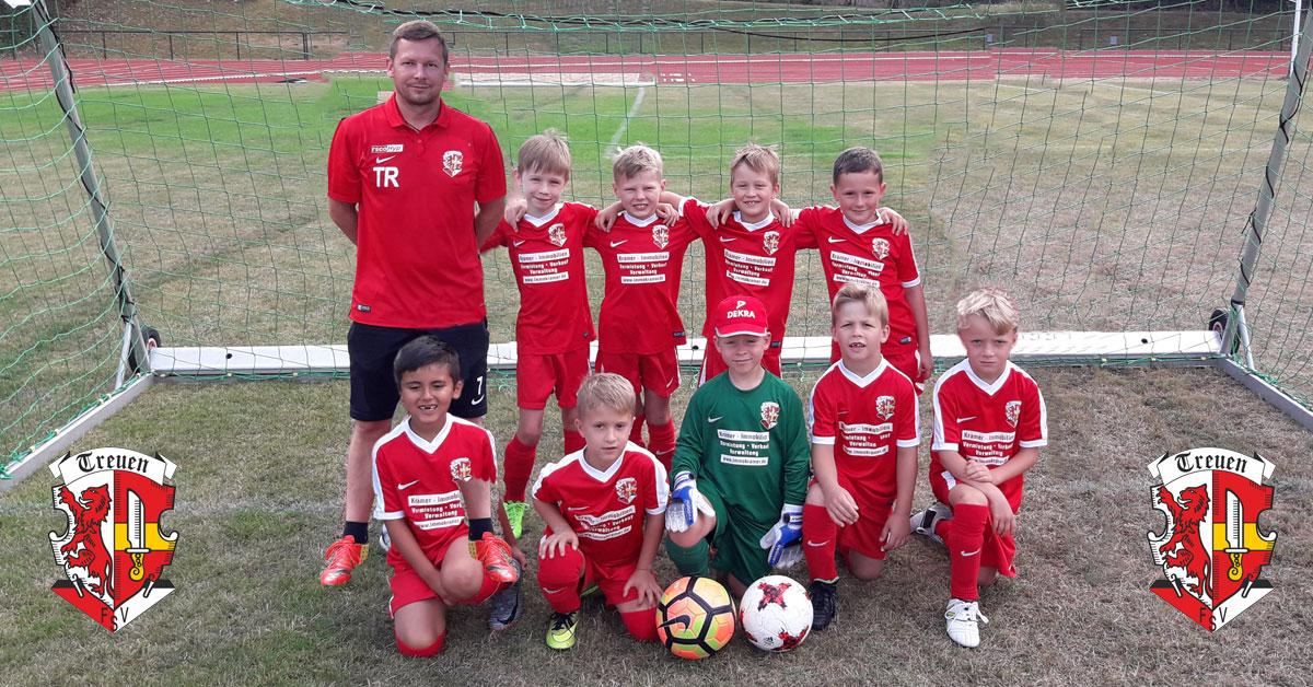 FSV Treuen Team F-Jugend