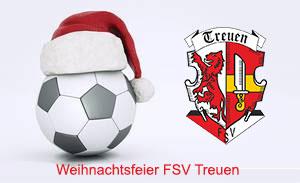 Weihnachtsfeier FSV Treuen