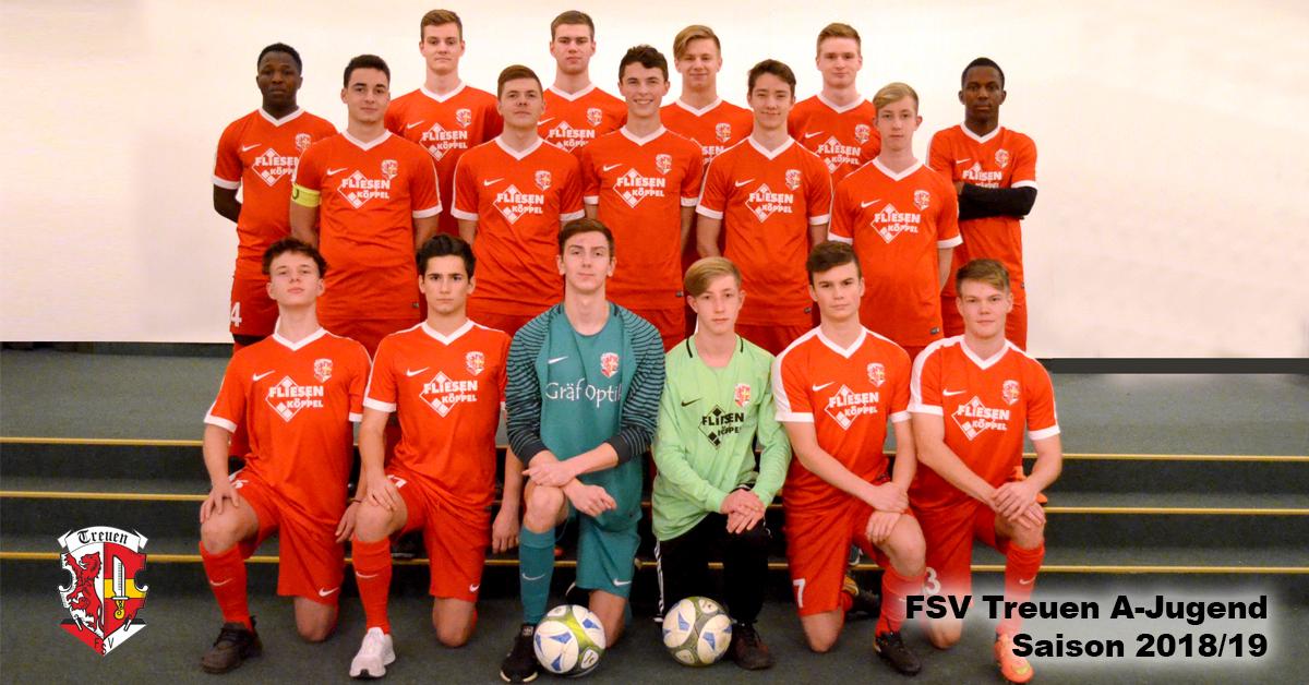 FSV A-Jugend Saison 2018/19