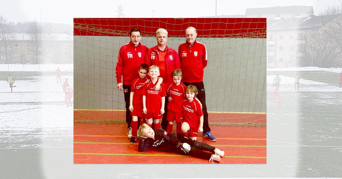 Futsal Sparkassencup endrunde erreicht