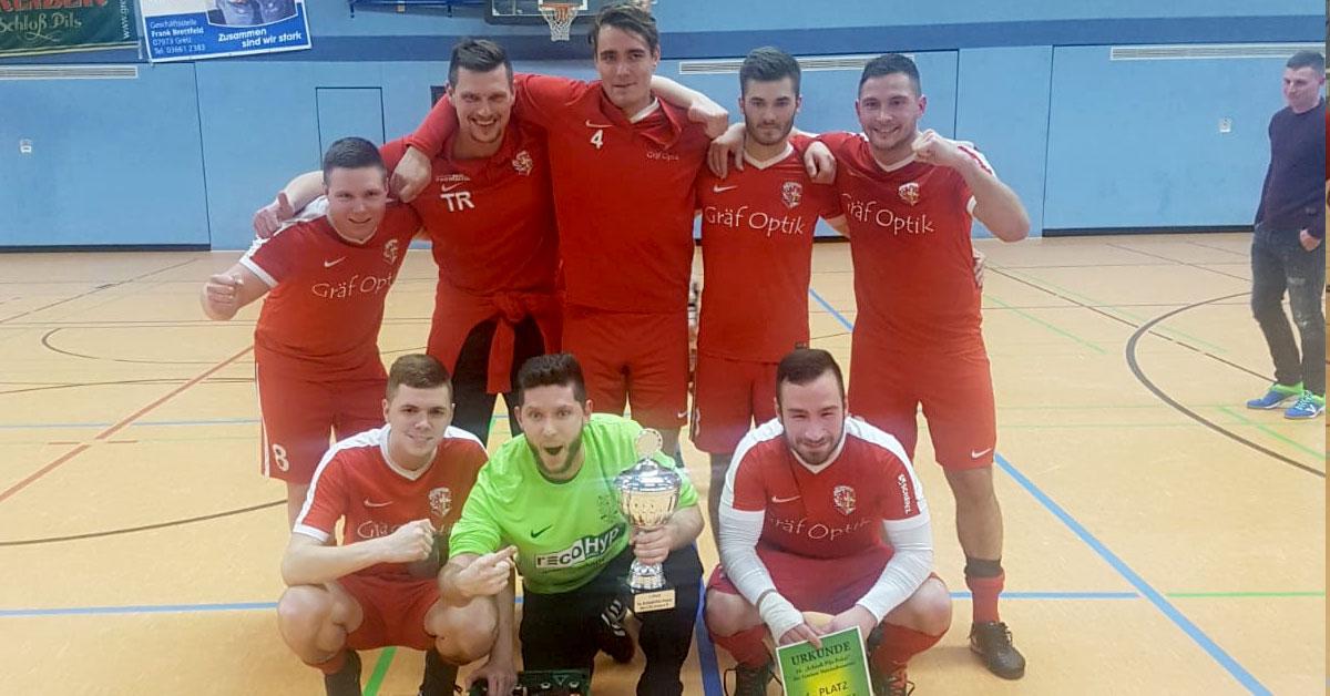 FSV Turniersieger im Schloss-Pils-Pokal in Greiz
