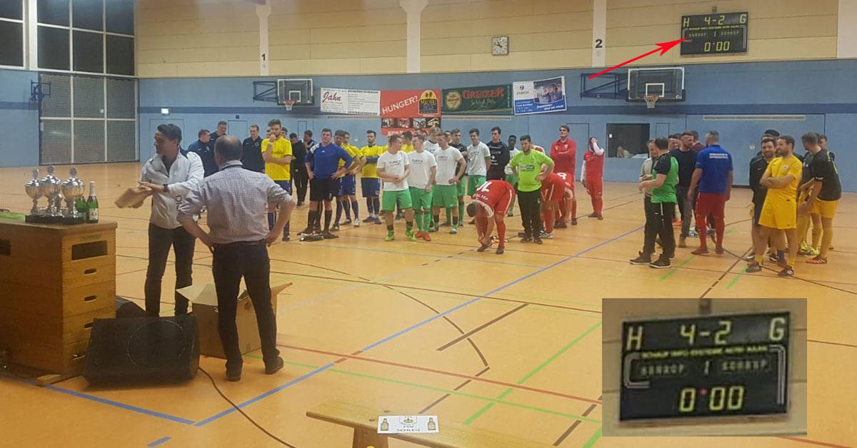 FSV Treuen siegt zum 24. Schloß Pils Pokal