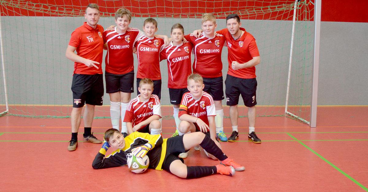 D-Jugend FSV Treuen