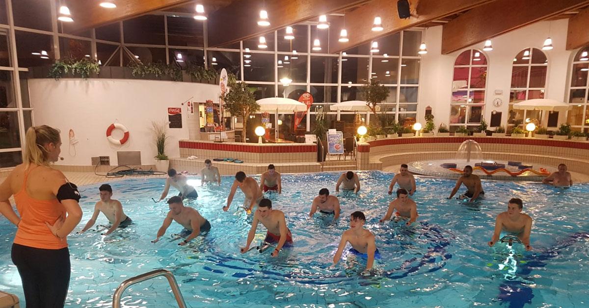 Schwimmsport beim FSV Treuen