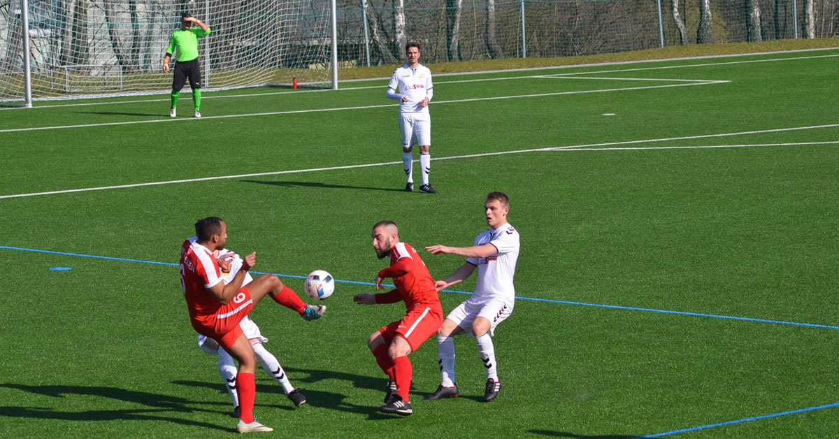 FC Concordia Schneeberg : FSV Treuen