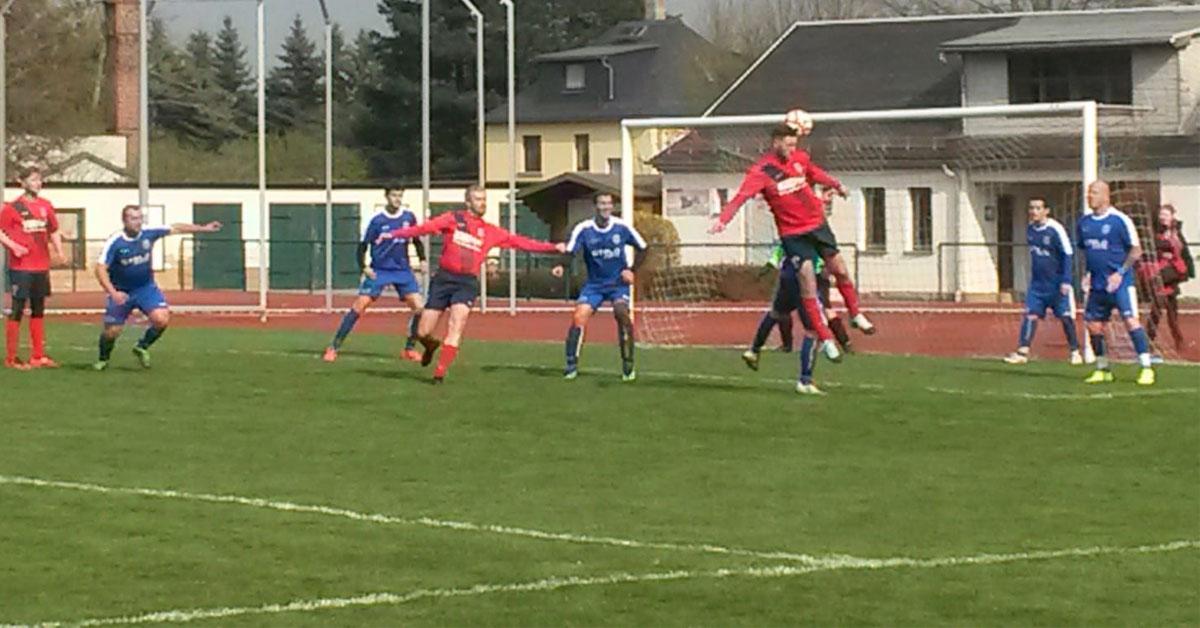 FSV Treuen2 : SV Eintracht Auerbach