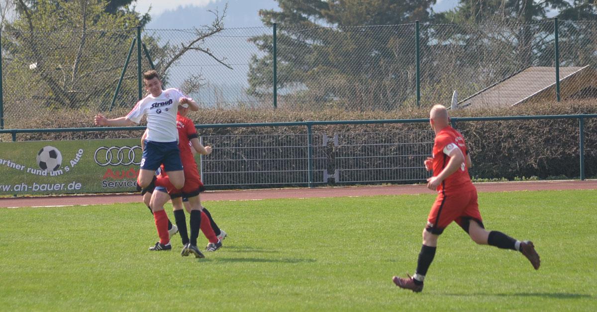 FSV Treuen 2 : FC Teutonia Netzschkau 3:3 (1:2)