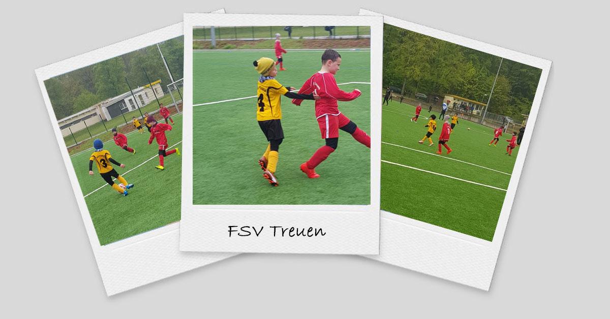 FSV Treuen F-Jugend siegt in Plauen