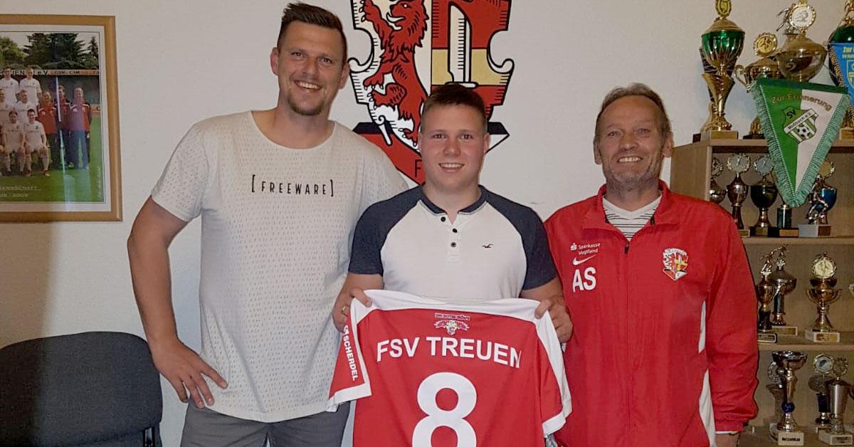 Josef Kirstein kehrt nach Treuen zurück!