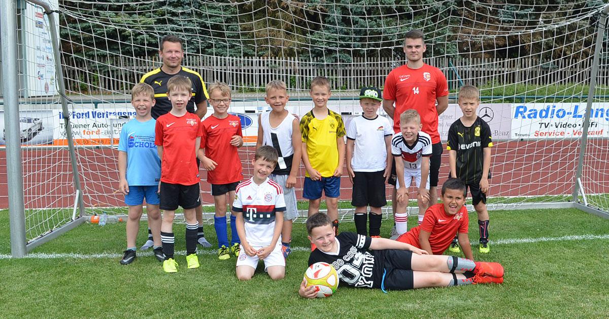 FSV Treuen F-Jugend 2019