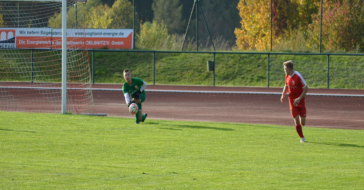 Dominik Knobloch FSV Treuen