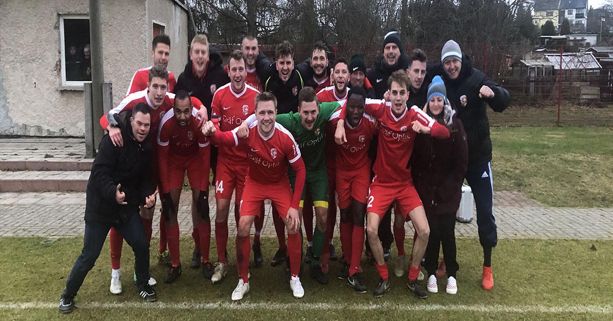 FSV Treuen Herbstmeister 2019 Vogtlandliga
