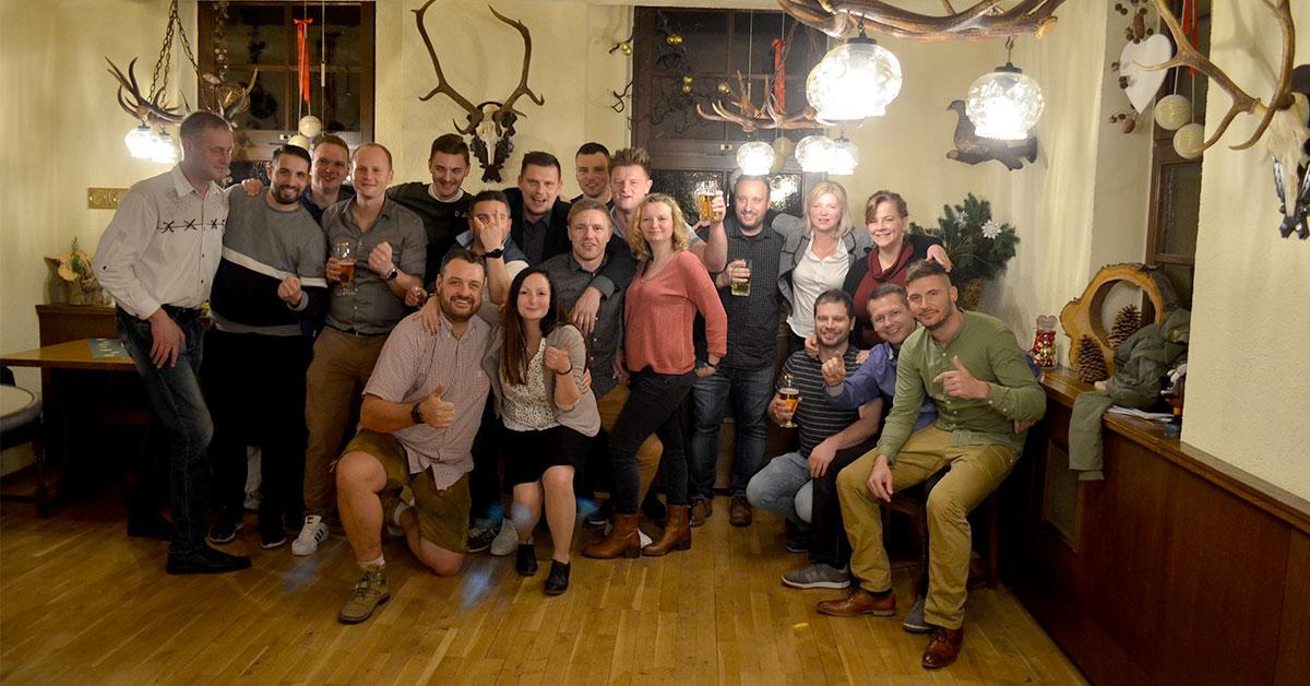Weihnacht FSV Treuen 2019