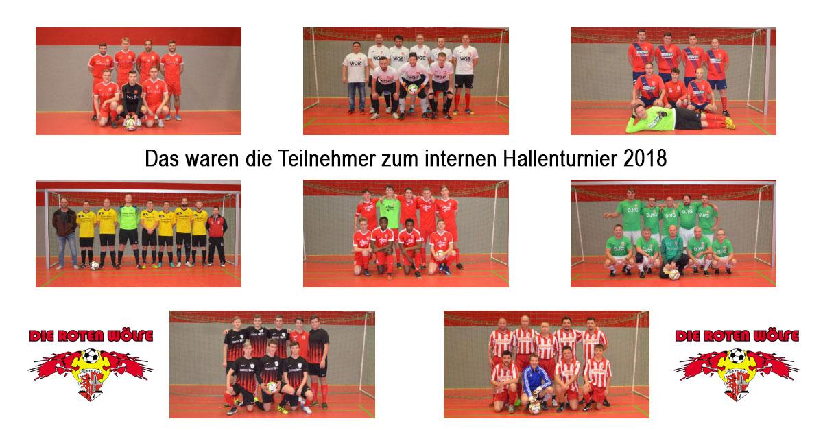 Internes Hallenturnier FSV Treuen