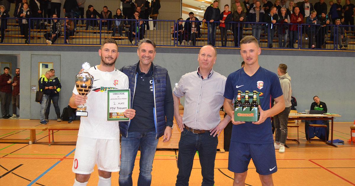 FSV Treuen, 2. Platz in Greiz