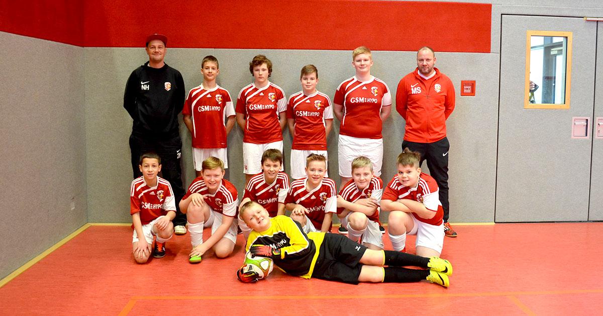 FSV Treuen D-Jugend 2020