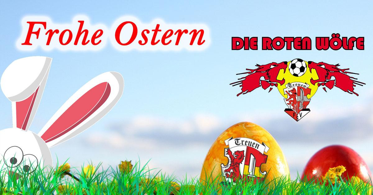 FSV Treuen, frohe Ostern