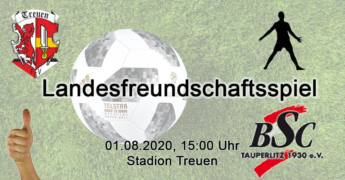 FSV Treuen : BSC Tauberlitz
