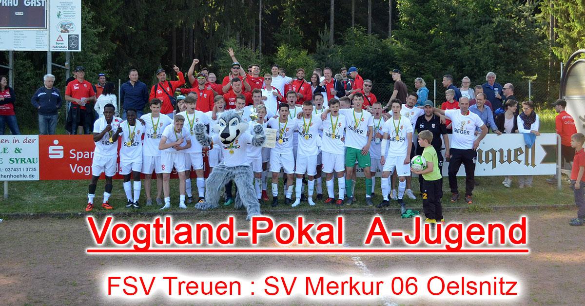 Vogtlandpokal A-Jugend