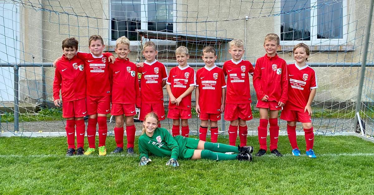 FSV Treuen F-Jugend 2020/21