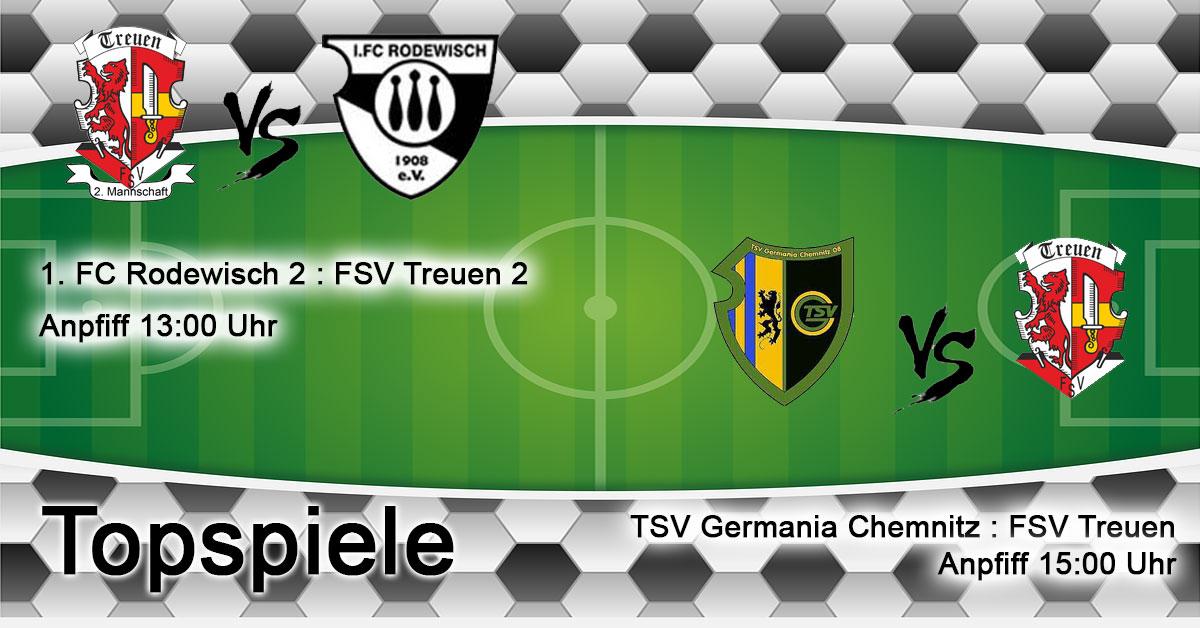 TSV Germania Chemnitz : FSV Treuen