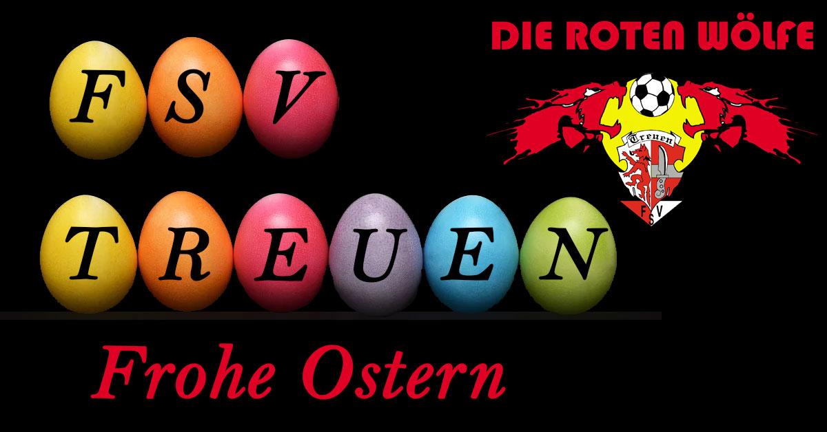 Frohe Ostern FSV