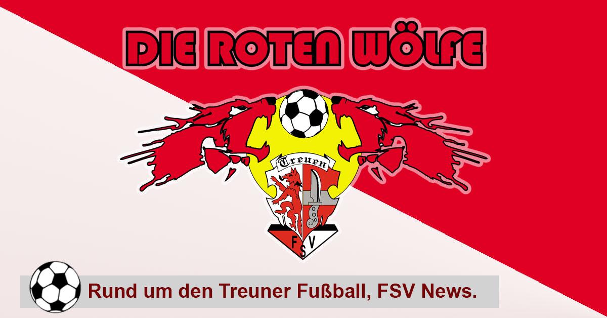 FSV Treuen News