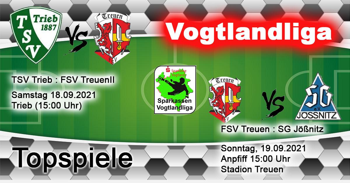 FSV Treuen : SG Jößnitz